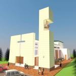 Proposed St. Viator Parish